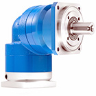 Booster - Right-angle planetary gearbox